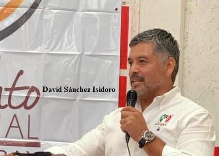 El cinismo total: David Sánchez Isidoro, próximo candidato del PRI a la alcaldía de Coacalco