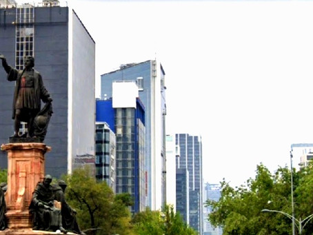 Claudia Sheinbaum quita de Paseo de la Reforma la estatua de Cristóbal Colón