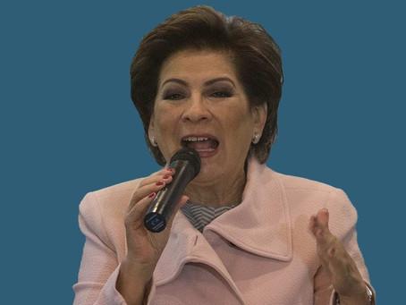 La FGR abre investigación contra Isabel Miranda de Wallace