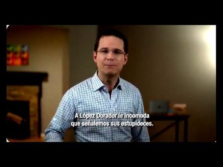 Ricardo Anaya afirma que López Obrador lo quiere meter a la cárcel