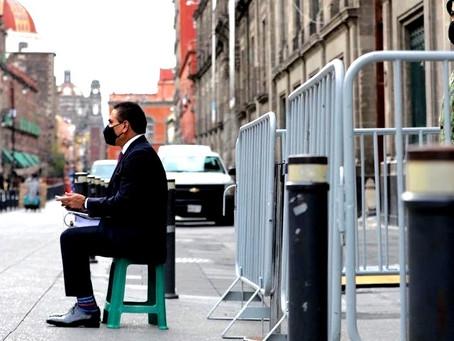 Silvano Aureoles esperó cuatro horas al presidente…¡y López Obrador no lo recibió!