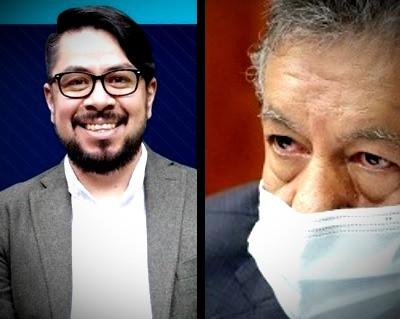 Daniel Serrano Palacios, y el derrumbe de Higinio Martínez Miranda