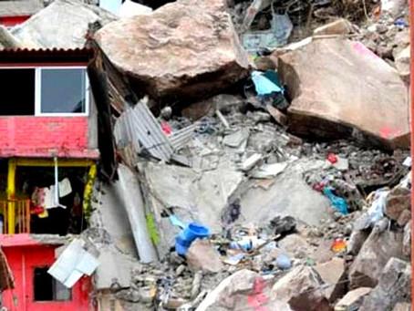 Rescatistas encuentran cadáver de menor en el Cerro del Chiquihuite