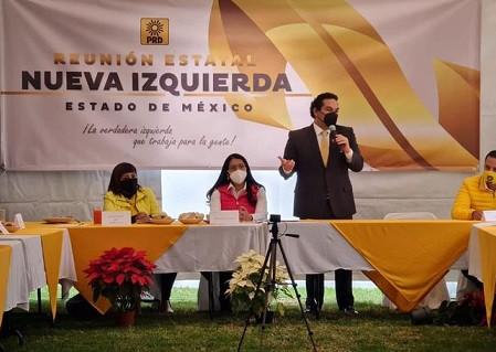 Enrique Vargas del Villar se reúne con Nueva Izquierda