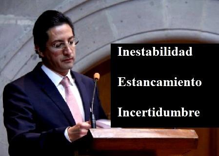 ¿Rodrigo Jarque Lira, tiene al Edomex con finanzas sólidas? ¿Alguien cree esto?