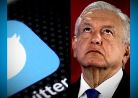 Twitter desmiente a López Obrador; la red social ya tiene en la mira al presidente