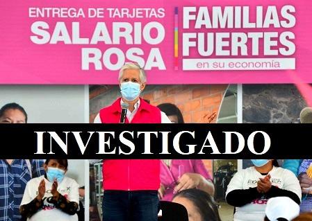 ¡Exhiben opacidad de Alfredo del Mazo Maza! El OSFEM auditará programas sociales del gobernador