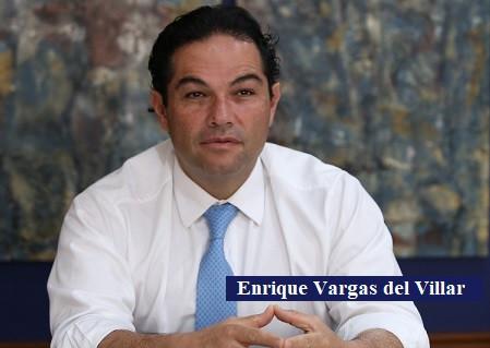 Enrique Vargas del Villar, rechaza la propuesta de dividir al municipio de Ecatepec