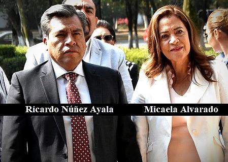 ¿Ricardo Núñez Ayala y su esposa Micaela, compraron departamentos en Cancún?
