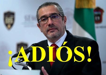Las horas de Alejandro Gómez Sánchez, como titular de la Fiscalía Edoméx, están contadas