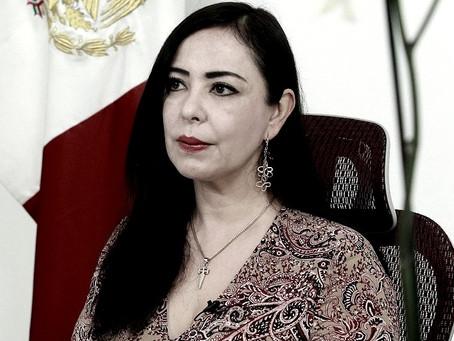"""¿Abandonan sus """"incondicionales"""" a Patricia Durán Reveles?"""