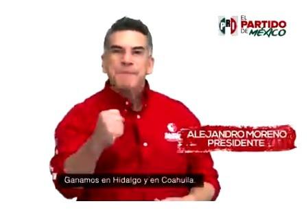 Coahuila e Hidalgo resucitan al PRI