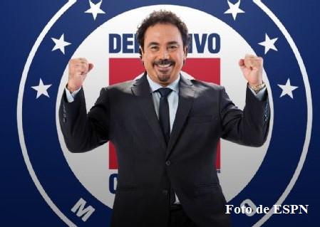 Hugo Sánchez será el nuevo técnico del Cruz Azul