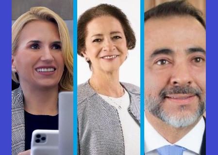 La fortaleza política de Romina Contreras Carrasco, Angélica Moya Marín y Fernando Flores Fernández
