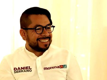 Daniel Serrano Palacios con amplia ventaja en Cuautitlán Izcalli