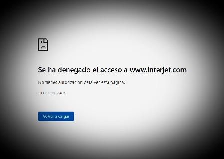 Profeco pide a los consumidores no comprar boletos en Interjet