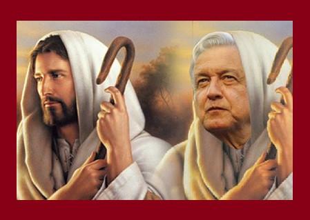 Destrozan a Antonio Attolini por comparar a López Obrador con Jesucristo