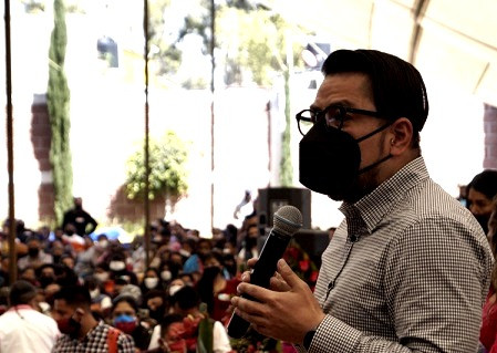 """""""La militancia debe saber qué ocurre en MORENA"""": Daniel Serrano Palacios"""