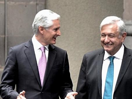 ¿Influirá Alfredo del Mazo Maza en la negociación de López Obrador con el PRI?