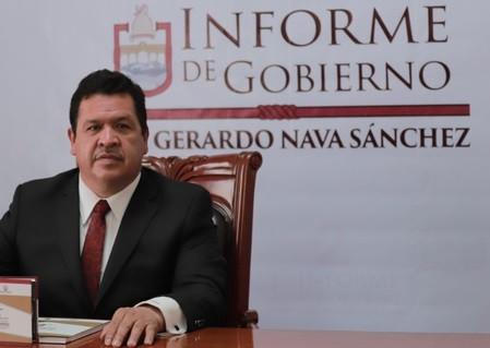 La Fiscalía del Estado de México, anuncia la detención del alcalde Gerardo Nava Sánchez
