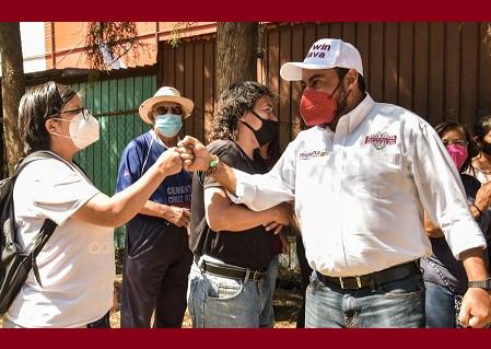 Darwin Eslava indica que mantendrá a Coacalco entre los municipios con mayor bienestar social