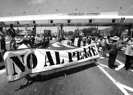 Exigen a Alfredo Del Mazo Maza, revocar concesión ilegal de carretera Panamericana