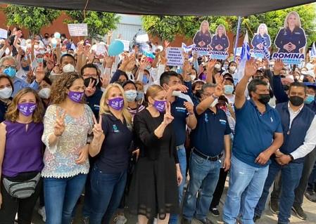 Romina Contreras Carrasco, impulsará gobierno paritario y sin violencia de género