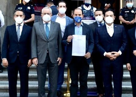 El PAN presenta acción de inconstitucionalidad por ley que aprobó MORENA en el Edomex
