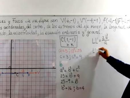 Carlos Retana Argueta,  impulsa las matemáticas por canal de YouTube