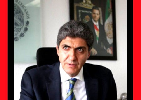 Ernesto Nemer Álvarez, nuevo secretario general de gobierno de Alfredo del Mazo Maza