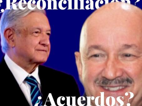 López Obrador y Carlos Salinas de Gortari, ya platicaron