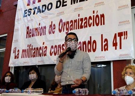 Daniel Serrano Palacios, reprueba la agresión de Faustino de la Cruz hacia Beatriz García Villegas