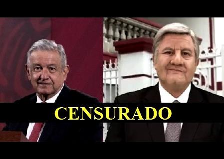 Televisa prohíbe la parodia de Andrés Manuel López Obrador