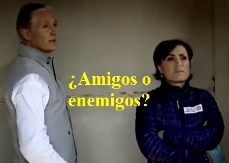Cuando Rosario Robles coordinó el triunfo de Alfredo del Mazo Maza…