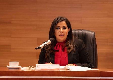 LÍDER 2020. Laura González Hernández, titular del Consejo Coordinador Empresarial Edomex