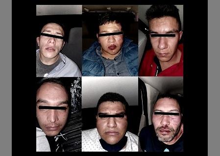 Policía de Huixquilucan desmantela a banda que robaba casas en Tecamachalco y La Herradura