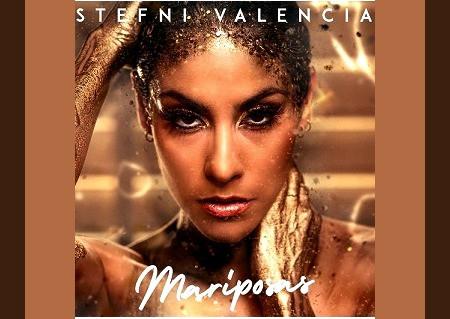 """Stefni Valencia, promueve su nuevo sencillo """"Mariposas"""""""