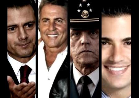 Fallece Jaime Camil Garza, quien recomendó al  general Salvador Cienfuegos con Enrique Peña Nieto