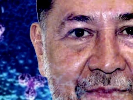 """Gerardo Fernández Noroña dio positivo a COVID-19…¡y en las redes dicen """"pobre covid""""!"""