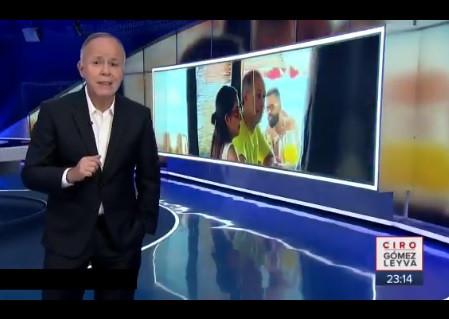 """""""Por el bien de todos, recoja los lápices y váyase, doctor Gatell"""": Ciro Gómez Leyva"""