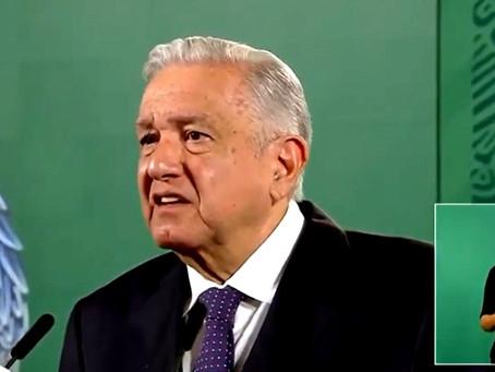 ¡López Obrador quiere a miles de personas el 1 de diciembre en el Zócalo!