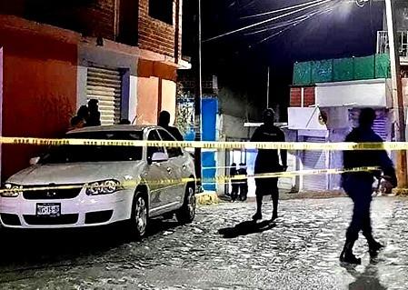 Masacran a familia en Ocoyoacac…Alfredo del Mazo, dice que trabaja contra la inseguridad