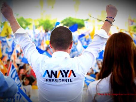 Ricardo Anaya Cortés, buscará nuevamente la Presidencia de la República en 2024