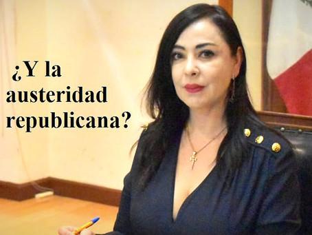 Patricia Durán Reveles, pone en riesgo el salario de cientos de empleados municipales