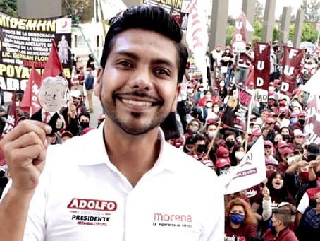 Adolfo Cerqueda Rebollo, protegerá a las mujeres, personas con discapacidad y comunidad LGBT
