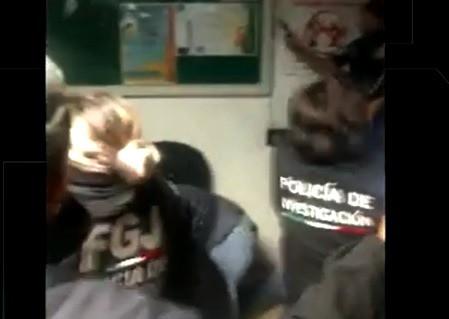 Alfredo del Mazo, Jorge Olvera y Alejandro Gómez, protagonizan abuso policiaco contra mujeres