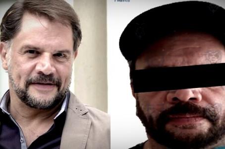 El actor Héctor Parra es detenido por abuso sexual en contra de su propia hija