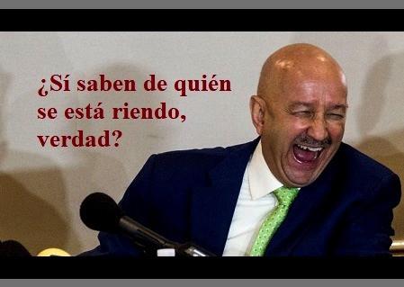 """""""AMLO no podrá enjuiciar a Salinas de Gortari"""", puntualiza Santiago Nieto"""