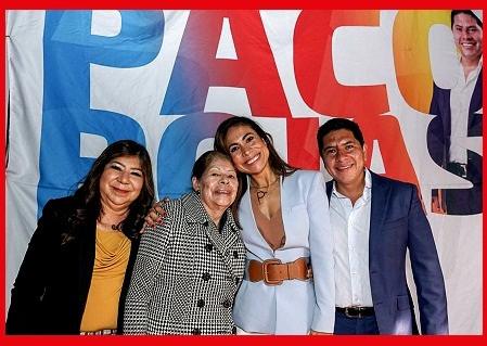 """""""Las madres izcallenses serán determinantes para recuperar nuestra grandeza"""": Paco Rojas"""