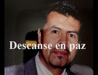Reclamo de justicia para el periodista Enrique García García, asesinado en Metepec